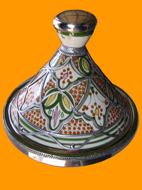 Moroccan ceramic Tagine